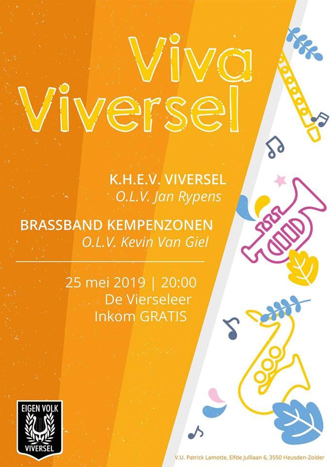 affiche Viva Viversel