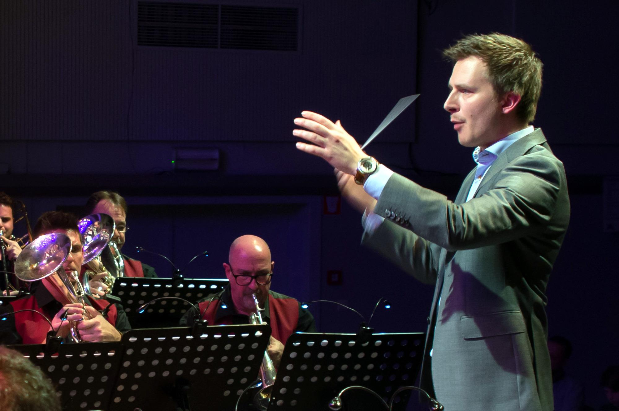 dirigent Kevin Van Giel