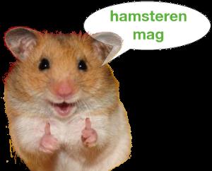 hamsteren mag