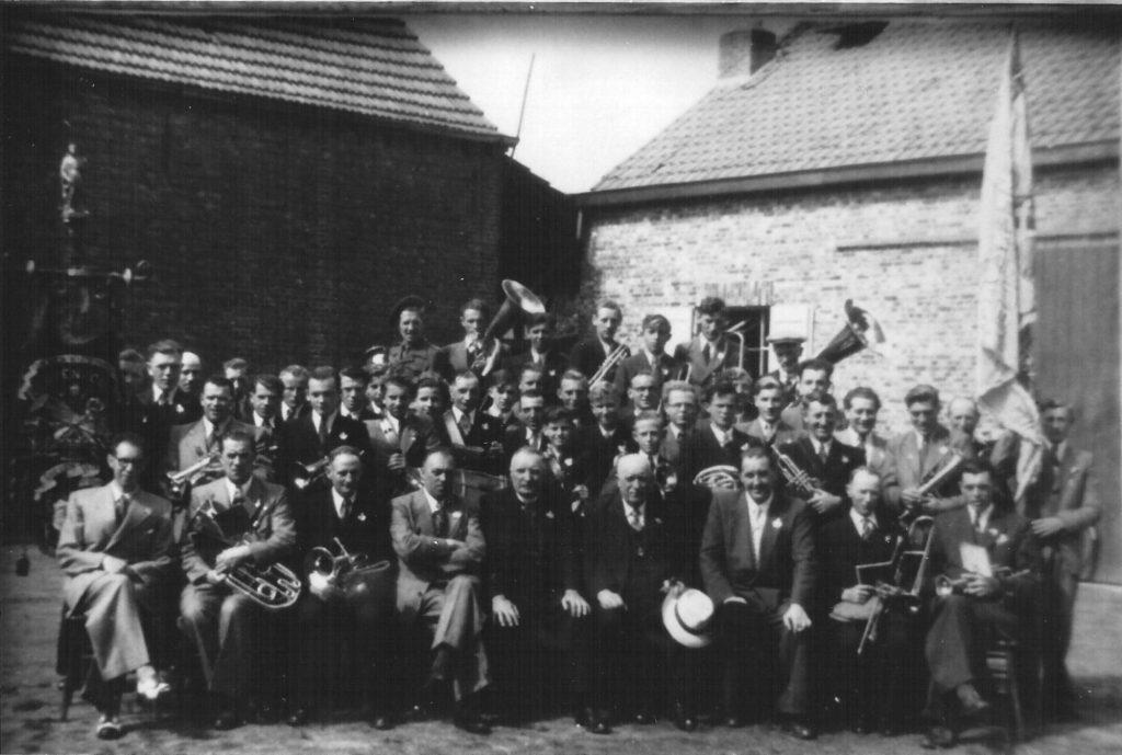 groepsfoto uit 1938