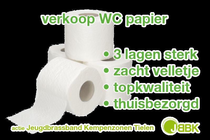 verkoop WC papier